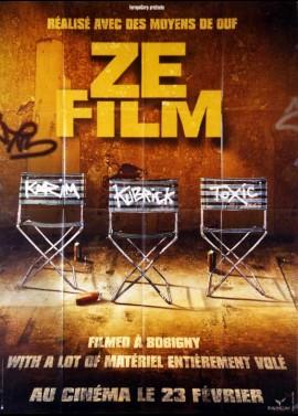 ZE FILM movie poster