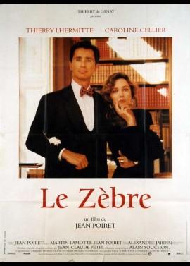 ZEBRE (LE) movie poster