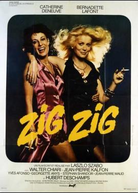 affiche du film ZIG ZIG