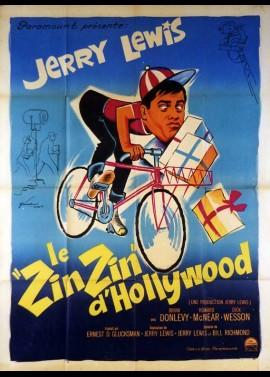 affiche du film ZINZIN D'HOLLYWOOD (LE)