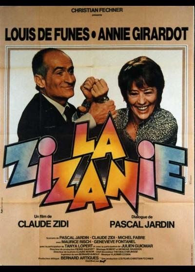 ZIZANIE (LA) movie poster