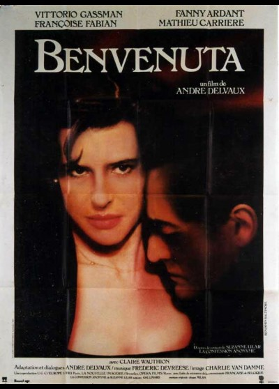 affiche du film BENVENUTA