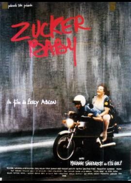 affiche du film ZUCKER BABY