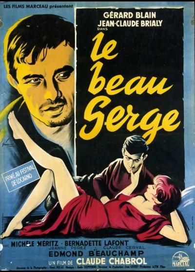 affiche du film BEAU SERGE (LE)