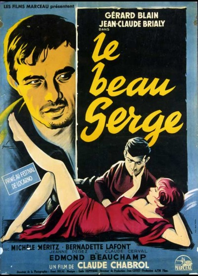 BEAU SERGE (LE) movie poster