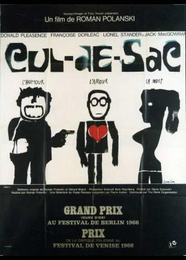 affiche du film CUL DE SAC