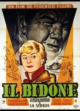 affiche du film BIDONE (IL)