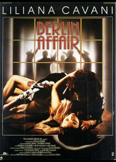 affiche du film BERLIN AFFAIR