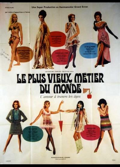 affiche du film PLUS VIEUX METIER DU MONDE (LE)