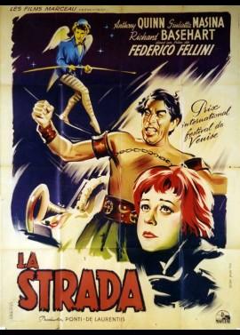 affiche du film STRADA (LA)