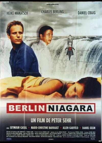 affiche du film BERLIN NIAGARA