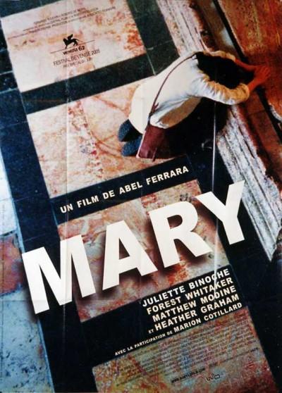 affiche du film MARY