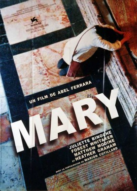 MARY movie poster