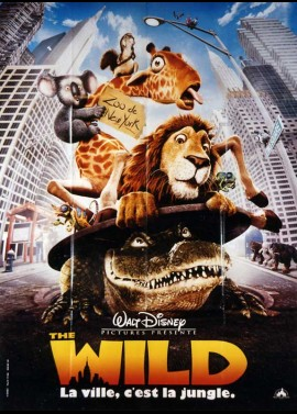 WILD (THE) movie poster