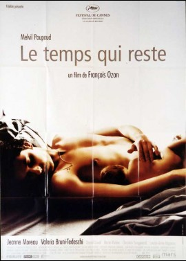 TEMPS QUI RESTE (LE) movie poster