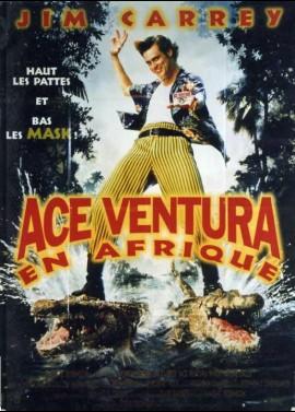 ACE VENTURA WHEN NATURE CALLS movie poster