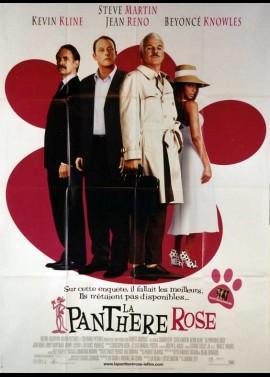 affiche du film PANTHERE ROSE (LA)