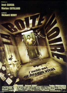 BOITE NOIRE (LA) movie poster