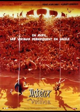 ASTERIX ET LES VIKINGS movie poster