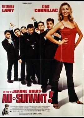 AU SUIVANT movie poster