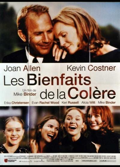 affiche du film BIENFAITS DE LA COLERE (LES)