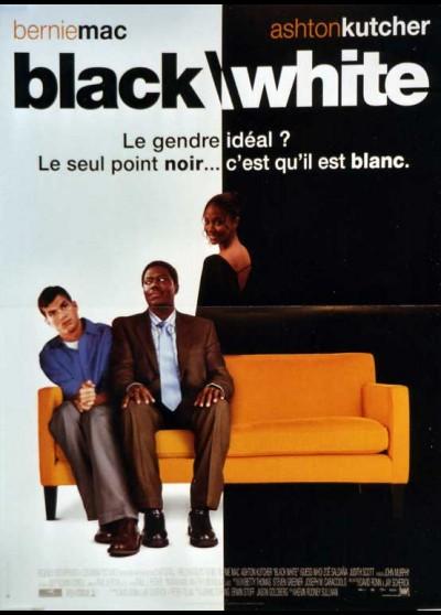 affiche du film BLACKWHITE