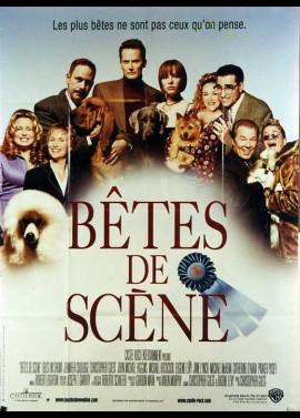 affiche du film BETES DE SCENE