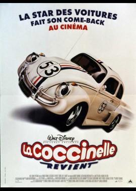 affiche du film COCCINELLE REVIENT (LA)