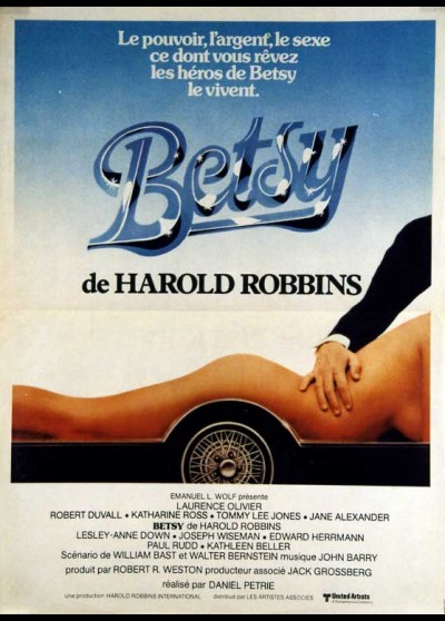 BETSY (THE) movie poster