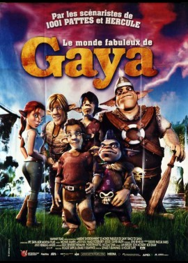 BACK TO GAYA movie poster