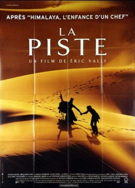 PISTE (LA) / THE TRAIL movie poster