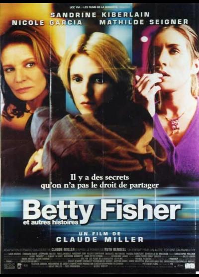 BETTY FISHER ET AUTRES HISTOIRES movie poster