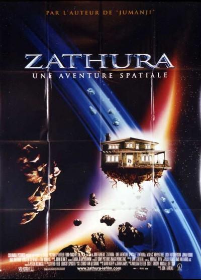 ZATHURA A SPACE ADVENTURE movie poster