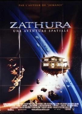 affiche du film ZATHURA UNE AVENTURE SPACIALE