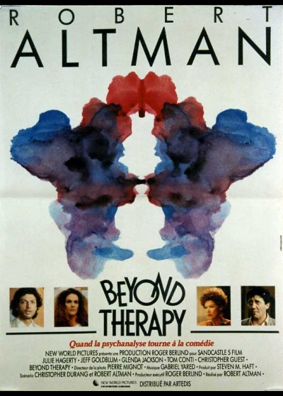affiche du film BEYOND THERAPY