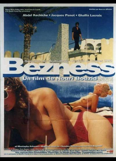 BEZNESS movie poster