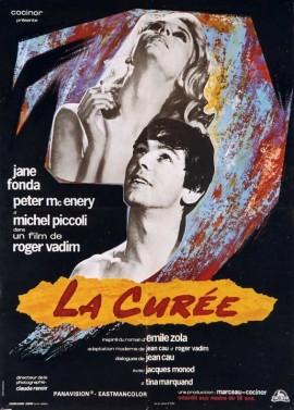 affiche du film CUREE (LA)