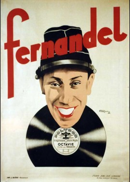 FERNANDEL DISQUES POLYDOR movie poster