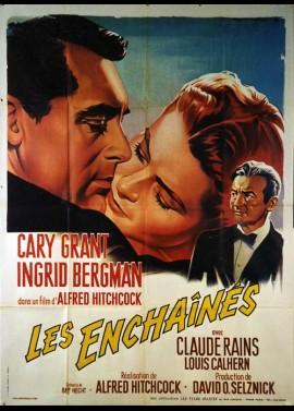 affiche du film ENCHAINES (LES)