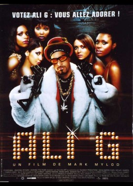ALI G INDAHOUSE movie poster
