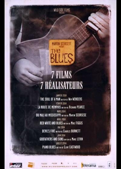 affiche du film BLUES (THE)