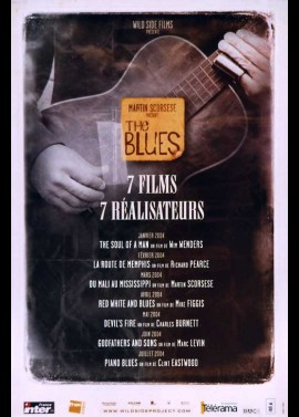 BLUES (THE) movie poster
