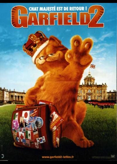 affiche du film GARFIELD 2