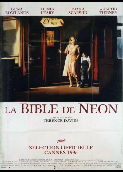affiche du film BIBLE DE NEON (LA)