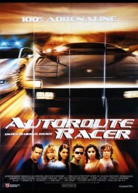 AUTOBAHNRASER movie poster