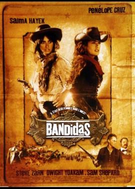 BANDIDAS movie poster