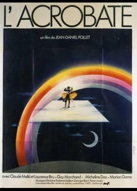 affiche du film ACROBATE (L')
