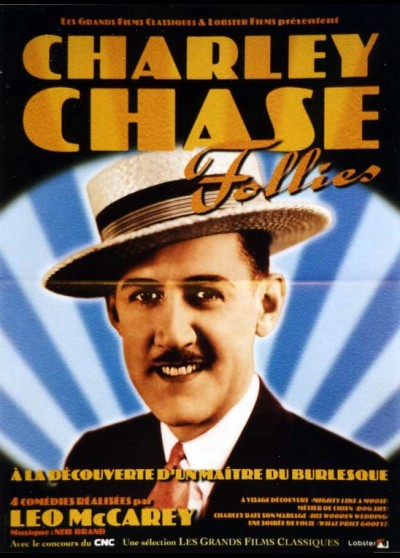 CHARLEY CHASE FOLLIES movie poster