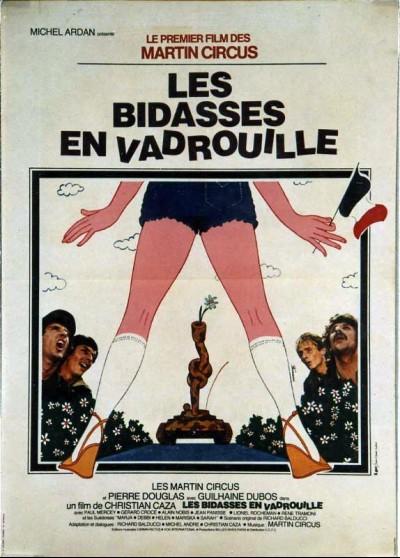 affiche du film BIDASSES EN VADROUILLE (LES)