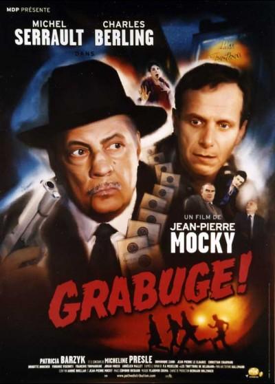 GRABUGE movie poster